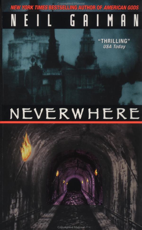 libros - neverwhere