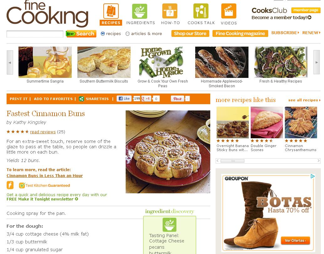 5 blogs de cocina en ingl s natified for Como se dice cocina en ingles