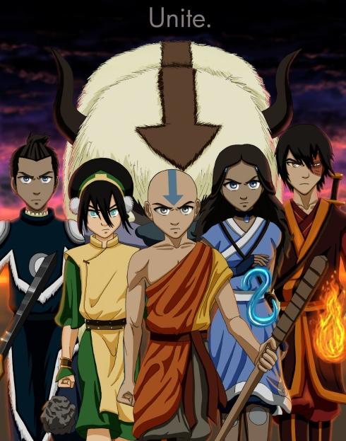 Avatar the last air bender orgy