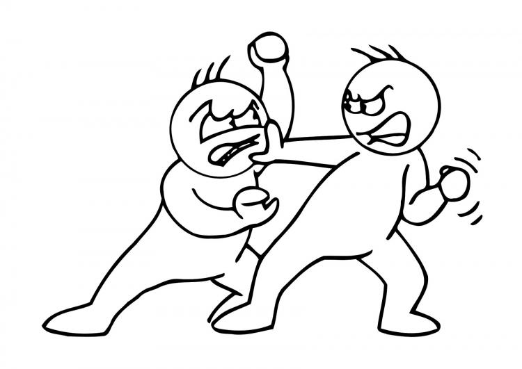 Amistad-pelea