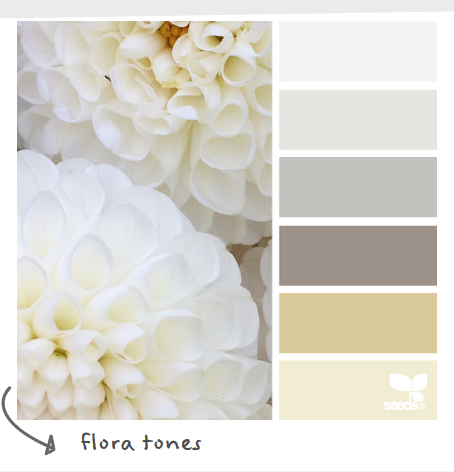 Proyecto primaveral 06 colores en la casa natified for Paleta de colores grises