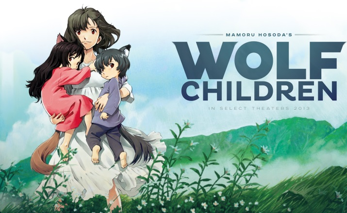 Wolf-Children-Logo