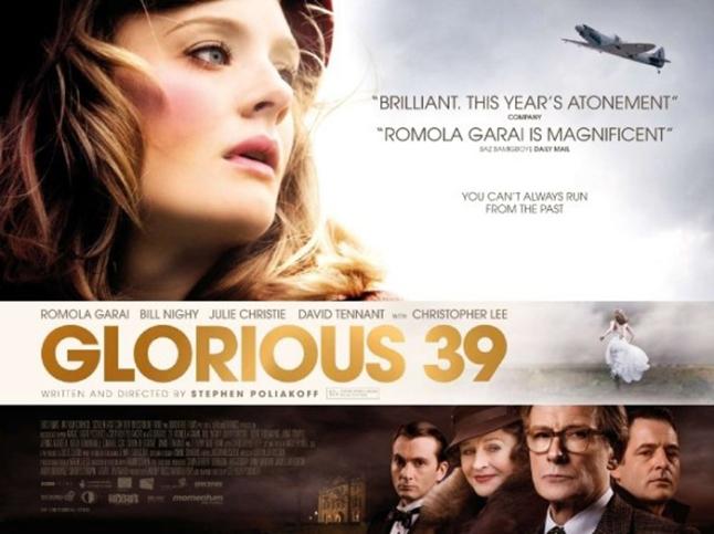 Glorious poster