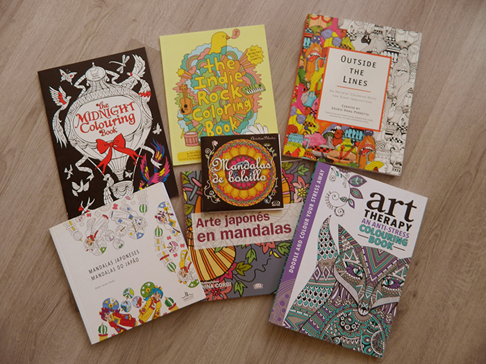 Libros para colorear para adultos – Natified
