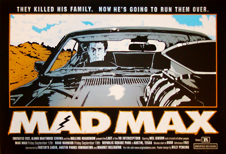Mad Max by Billy Perkins