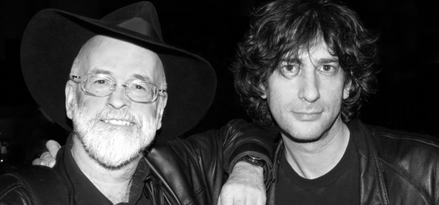 Pratchett y Gaiman