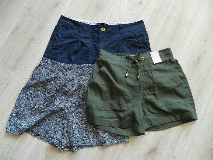 982fbcec98 Hace rato que buscaba shorts que no mostraran los cachetes y encontré estos  tres en Primark (amor eterno para esa tienda
