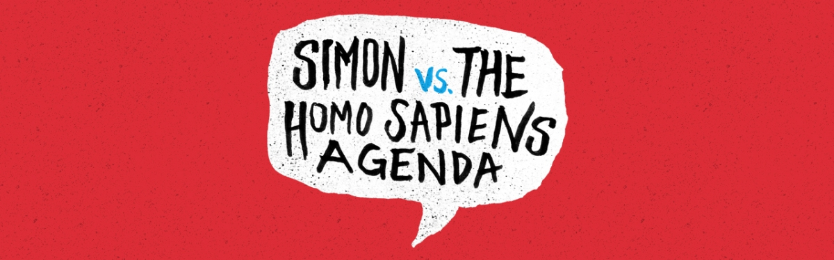 {2017-LB27} Simon and the Homo-Sapiens Agenda